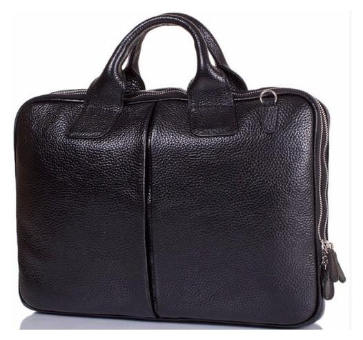 Портфель мужской кожаный Desisan SHI052-011-2FL