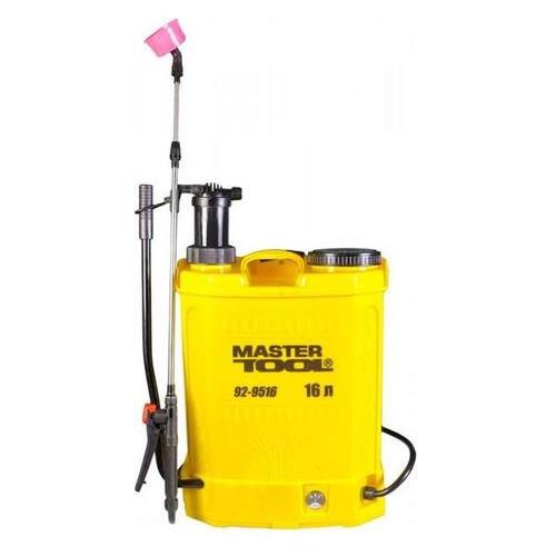 Опрыскиватель аккумуляторный Master Tool 16 л комбинированный (92-9516)