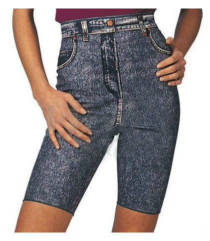 Шорты Turbo Cell Bermuda Jeans TC465- 2