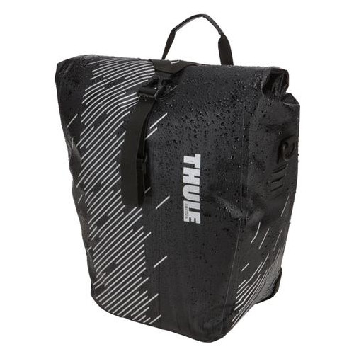 Сумка для велосипеда Thule Shield Pannier Small pair Monument/Black