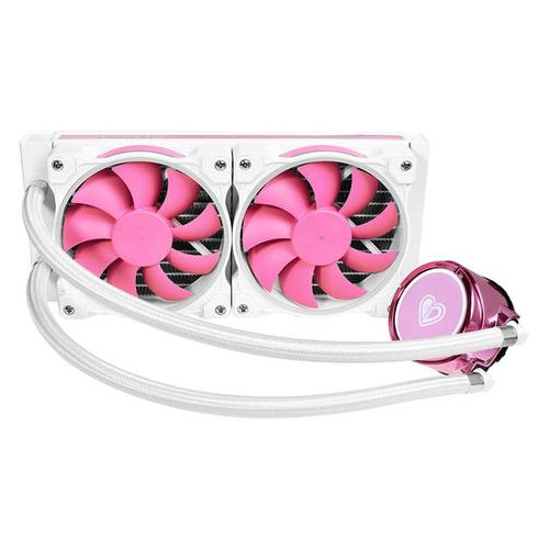 Система водяного охлаждения ID-Cooling Pinkflow 240 ARGB Intel: 2066/2011/1366/1151/1150/1155/1156 AMD: TR4/AM4/FM2+/FM2/FM1/AM3+/AM3/AM2+/AM2 274х120х27 мм 4-pin