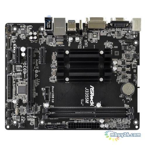 Материнская плата ASRock J3355M Intel Dual-Core Processor J3355