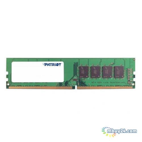 Модуль памяти Patriot DDR4 4GB/2400 Signature Line (PSD44G240082)