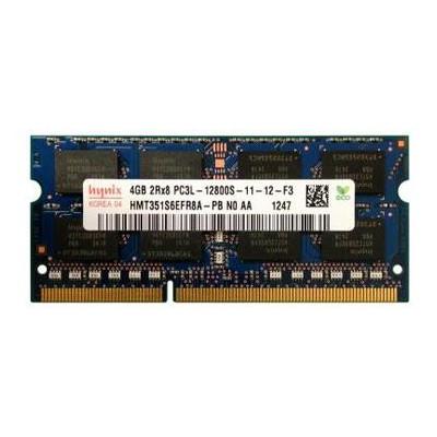 Модуль памяти для ноутбука Hynix SoDIMM DDR3L 4GB 1600 MHz (HMT351S6EFR8A-PB)