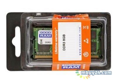 Память Goodram SO-DIMM DDR3 8Gb 1600Mhz (GR1600S364L11/8G)