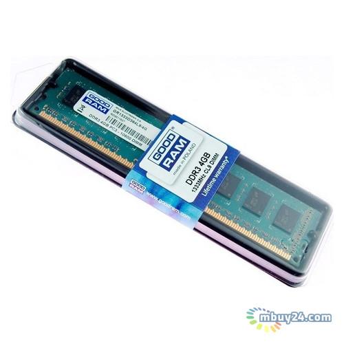 Память Goodram DDR3 4Gb 1333Mhz (GR1333D364L9S/4G)