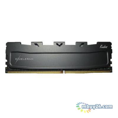Память eXceleram 8 GB DDR3L 1600 MHz (EKBLACK3081611LA)