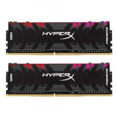 Модуль памяти для компьютера Kingston DDR4 16GB (2x8GB) 3000 MHz HyperX Predator (HX430C15PB3AK2/16)