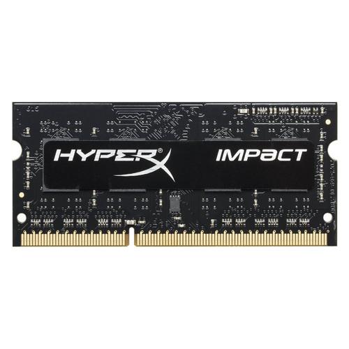Модуль памяти SO-DIMM 4GB/1600 1.35V DDR3L Kingston HyperX Impact (HX316LS9IB/4)