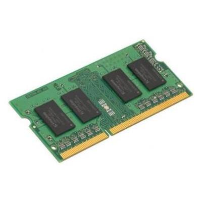 Модуль памяти для ноутбука SoDIMM DDR3L 4GB 1600 MHz Kingston (KCP3L16SS8/4)
