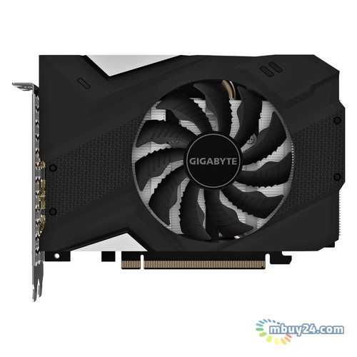 Видеокарта Gigabyte GeForce GTX1660TI 6GB GDDR6 MINI ITX OC (GV-N166TIXOC-6GD)
