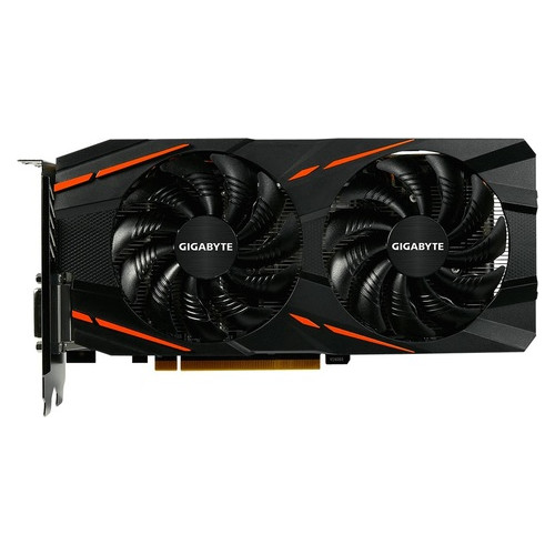 Видеокарта Gigabyte Radeon RX 580 WindForce 2X Gaming 4GB (GV-RX580GAMING-4GD)