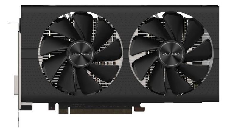 Видеокарта SAPPHIRE Radeon RX 580 PULSE 8GB (11265-05-20G)