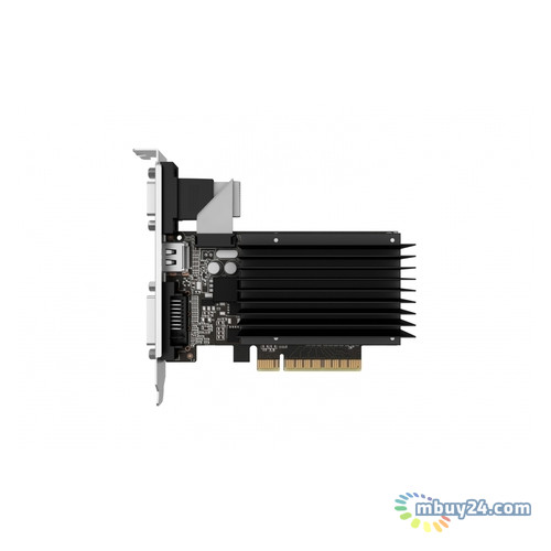 Видеокарта Palit GeForce GF GT 710 2Gb DDR3 (NEAT7100HD46-2080H)