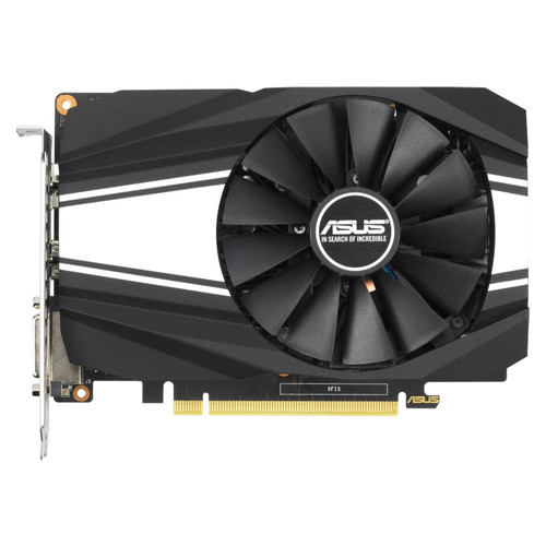 Видеокарта ASUS GeForce GTX 1660 Phoenix OC 6GB GDDR6 (PH-GTX1660-O6G)