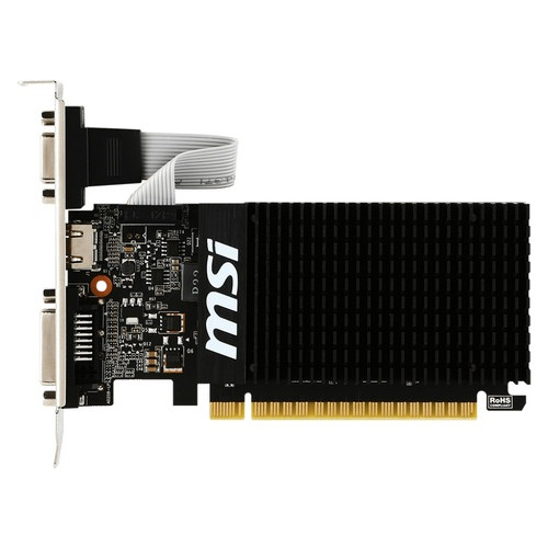 Видеокарта MSI GeForce GT 710 1024MB (GT 710 1GD3H LP)