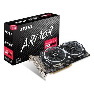 Видеокарта MSI Radeon RX 580 8192Mb ARMOR (RX 580 ARMOR 8G)