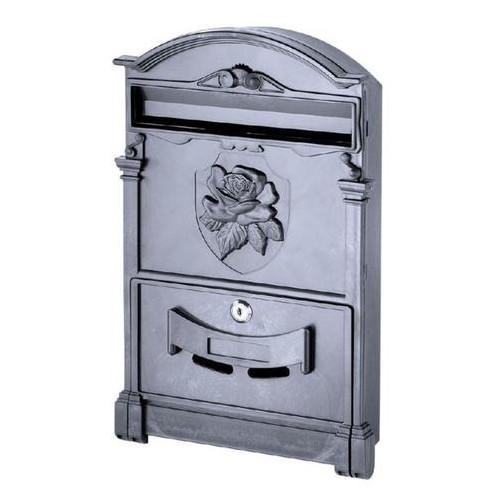 Почтовый ящик Vita роза черный PO0018