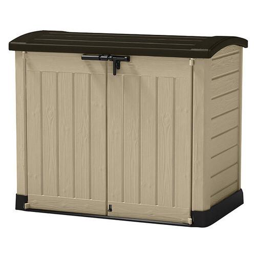 Ящик для хранения Keter Store It Out Arc Бежево-коричневый (7290106922631)