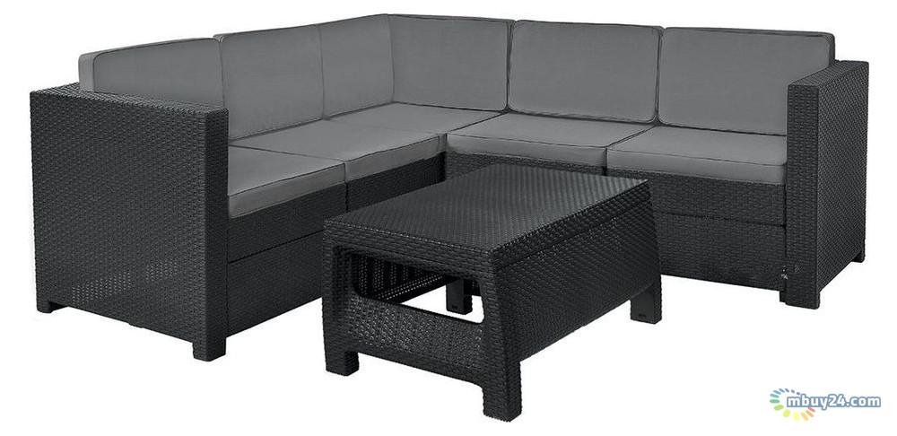 Набор мебели Keter Provence Set серый (3253929173004)