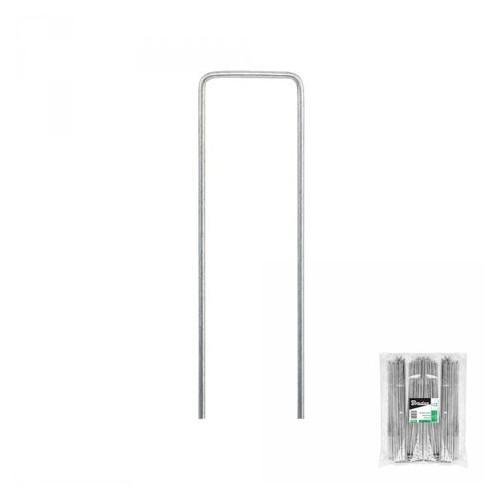 Шпилька Bradas оцинкованная металлическая 50 шт U (ATSMGU1320/50L)