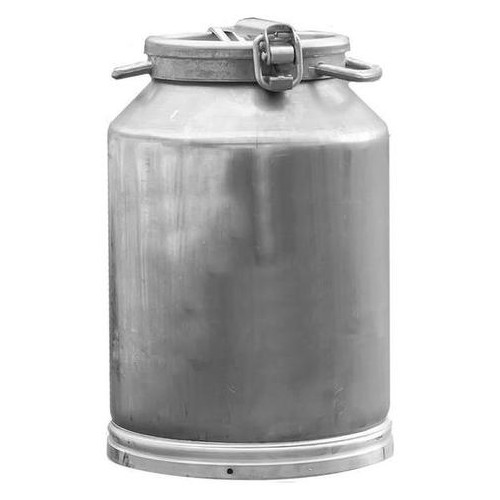 Бидон алюминиевый Калитва 40 л (16404)