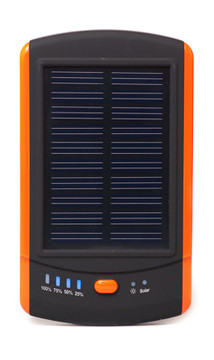 Универсальная cолнечная мобильная батарея PowerPlant MP-S6000 6000mAh (PPS6000)