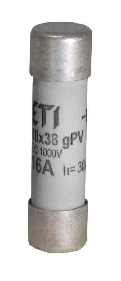Предохранитель ETI CH 10x38 gPV 12A 1000V (2625077)