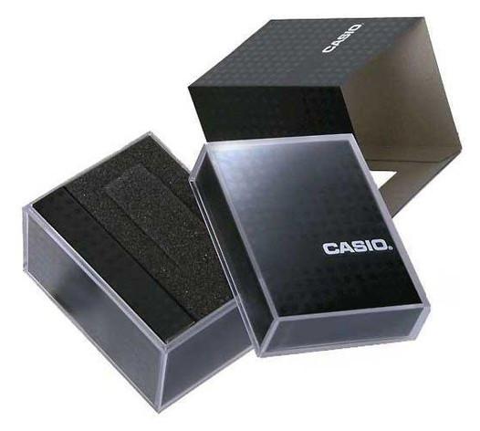 Коробка Casio для часов 212 (темная)