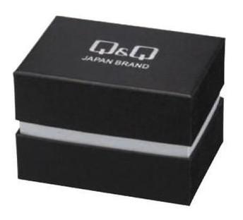 Коробка для часов Q&Q QC146 (черная)