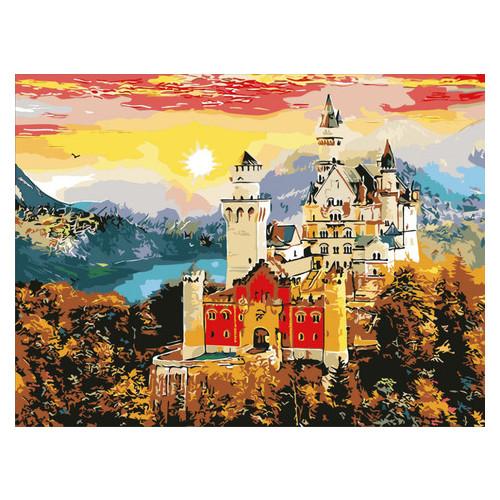Картина по номерам Art Craft Осенний замок (10602)