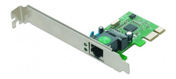 Адаптер сетевой Gembird NIC-GX1 (PCI-Express-1x 10/100/1000Mb/s)