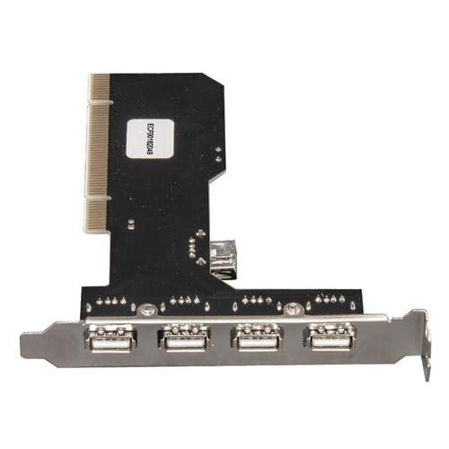 Контроллер Frime NEC720201 (ECF-PCItoUSB002) PCI-USB2.0(4+1)