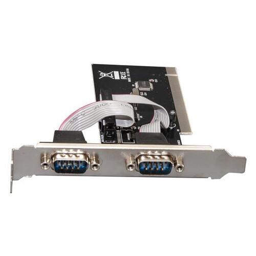 Контроллер Frime WCH351 (ECF-PCIto2SWCH351.LP) PCI-2xRS232