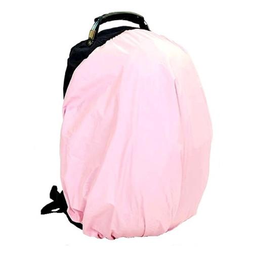 Чехол на рюкзак Color Life 30-50 л черно-розовый (CR00002)