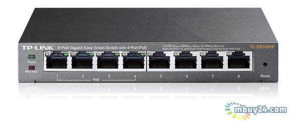 Коммутатор TP-Link TL-SG108PE