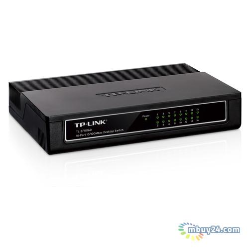 Коммутатор TP-Link TL-SF1016D 16-port