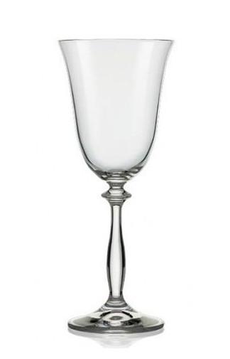 Набор бокалов для шампанского Bohemia Angela optic b40600 190 мл