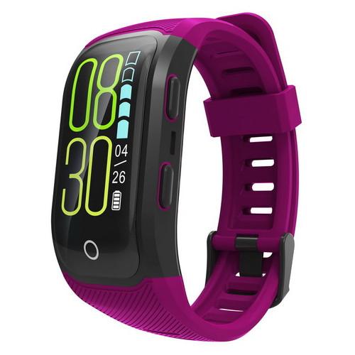 Фитнес-браслет Mavens fit G03 plus purple