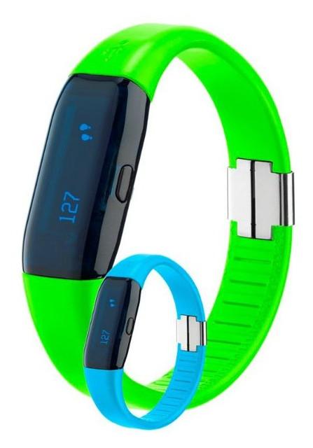 Шагомер TrisaElectronics 1882.0300 (green/blue)
