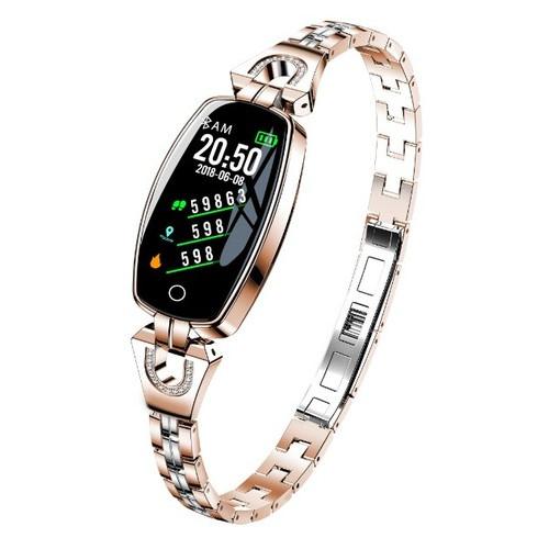 Женские наручные смарт-часы Smart SUPERMiss RoseGold 5060 2018 года