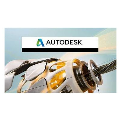 Программное обеспечение для 3D САПР Autodesk Fusion 360 CLOUD Commercial New Single-user 3-Year Subscript (C1ZK1-NS3119-T735)
