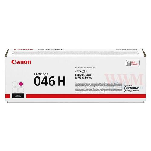 Картридж G&G до Canon 046H LBP650/MF730 series 1252C002 Magenta (5000 стор)