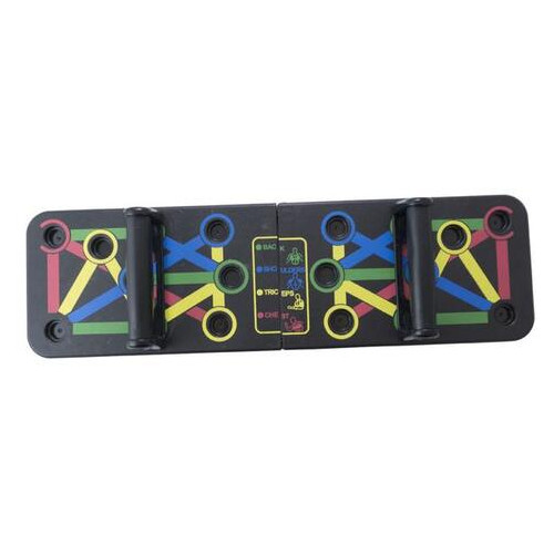 Тренажер для отжиманий Elite Foldable Push Up Board (EL-1148)