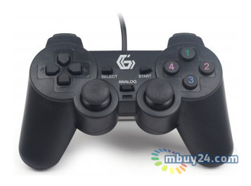 Геймпад Gembird JPD-UDV-01 Black