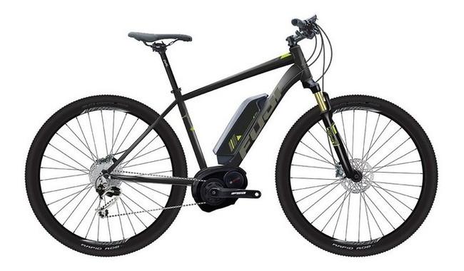 Электровелосипед Fuji Ambient 27.5 1.5