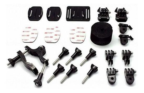 Комплект креплений для камер GoPro Redleaf Kit Extended