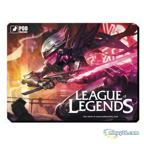 Игровая поверхность PodМyshku Game League of Legends-S