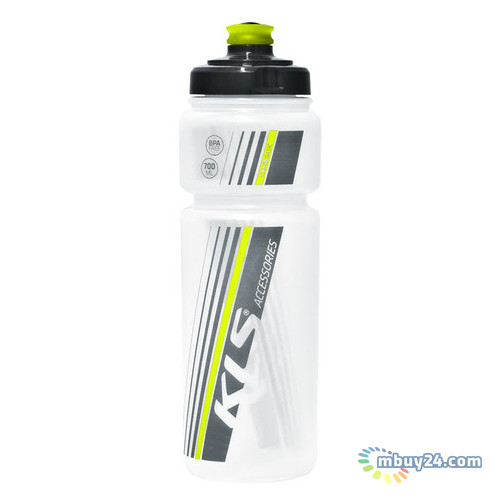 Велофляга KLS Namib 700 ml clear-lime