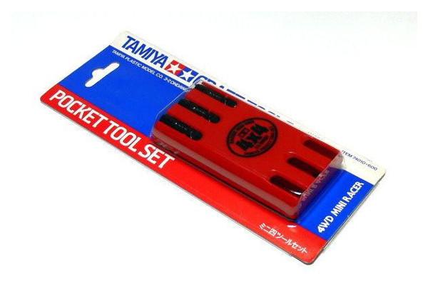 Карманный набор инструментов TAMIYA (TAM74010)